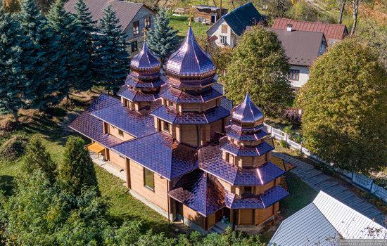St. Josaphat Church in Bachyna, Lviv Oblast, Ukraine, photo 12