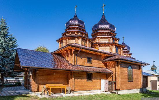St. Josaphat Church in Bachyna, Lviv Oblast, Ukraine, photo 2