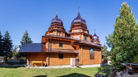 St. Josaphat Church in Bachyna, Lviv Oblast, Ukraine, photo 3