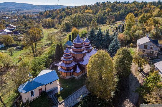 St. Josaphat Church in Bachyna, Lviv Oblast, Ukraine, photo 4