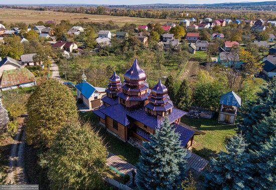 St. Josaphat Church in Bachyna, Lviv Oblast, Ukraine, photo 6