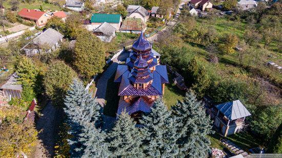 St. Josaphat Church in Bachyna, Lviv Oblast, Ukraine, photo 7