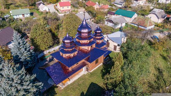 St. Josaphat Church in Bachyna, Lviv Oblast, Ukraine, photo 8