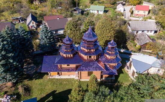 St. Josaphat Church in Bachyna, Lviv Oblast, Ukraine, photo 9