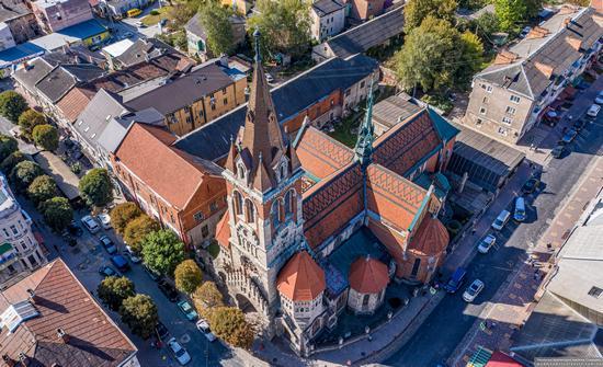 The Dominican Church in Chortkiv, Ternopil Oblast, Ukraine, photo 11