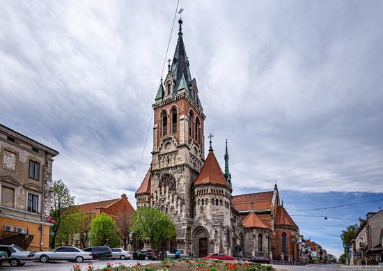 The Dominican Church in Chortkiv, Ternopil Oblast, Ukraine, photo 2