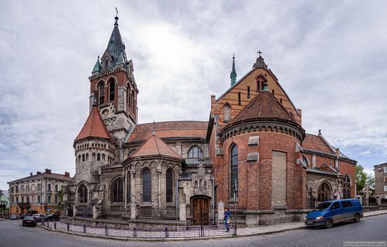 The Dominican Church in Chortkiv, Ternopil Oblast, Ukraine, photo 3