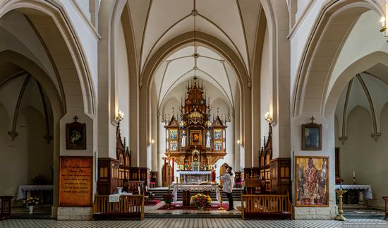 The Dominican Church in Chortkiv, Ternopil Oblast, Ukraine, photo 5