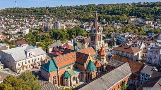 The Dominican Church in Chortkiv, Ternopil Oblast, Ukraine, photo 7