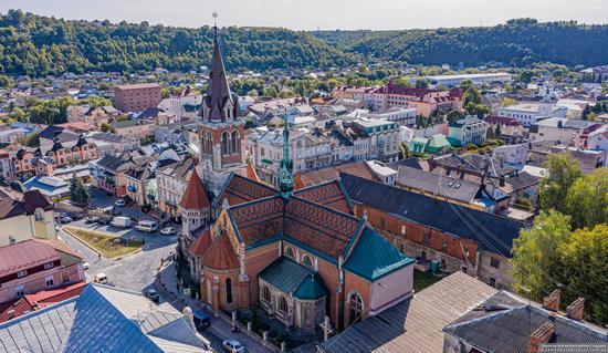 The Dominican Church in Chortkiv, Ternopil Oblast, Ukraine, photo 8