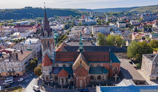 The Dominican Church in Chortkiv, Ternopil Oblast, Ukraine, photo 9