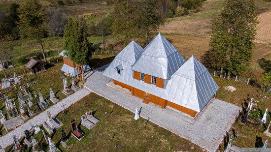 Church of the Intercession of the Virgin Mary in Libukhova, Lviv Oblast, Ukraine, photo 11
