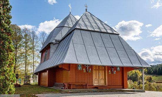 Church of the Intercession of the Virgin Mary in Libukhova, Lviv Oblast, Ukraine, photo 5