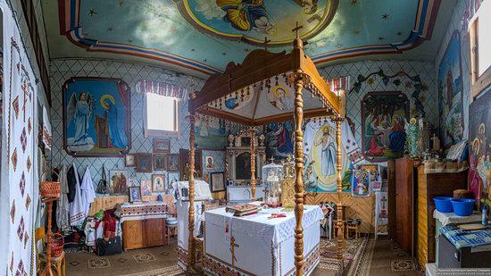 Church of the Holy Apostles Peter and Paul in Lazeshchyna, Zakarpattia Oblast, Ukraine, photo 10