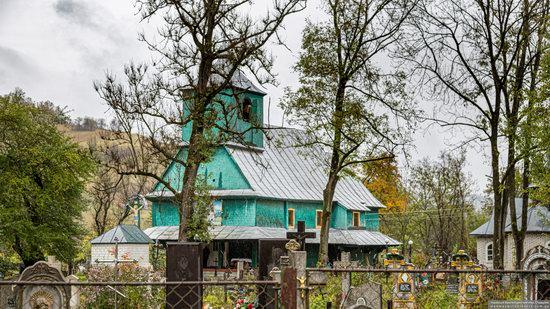 Church of the Holy Apostles Peter and Paul in Lazeshchyna, Zakarpattia Oblast, Ukraine, photo 2