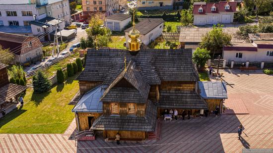 Church of the Assumption in Chortkiv, Ukraine, photo 2