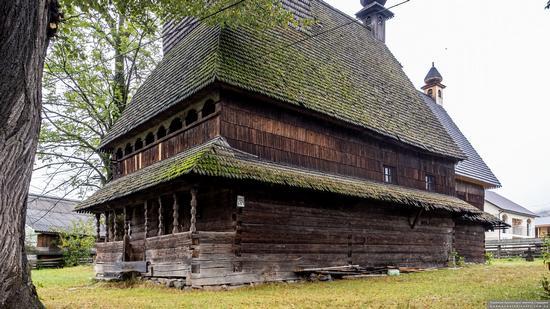 Church of the Holy Spirit in Kolochava, Zakarpattia Oblast, Ukraine, photo 5