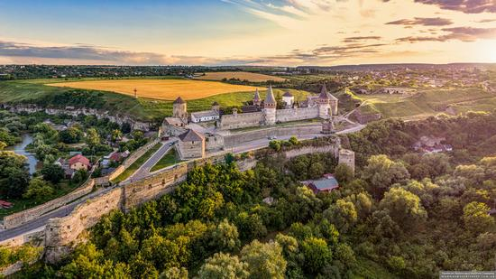 Kamianets-Podilskyi Castle, Ukraine, photo 1