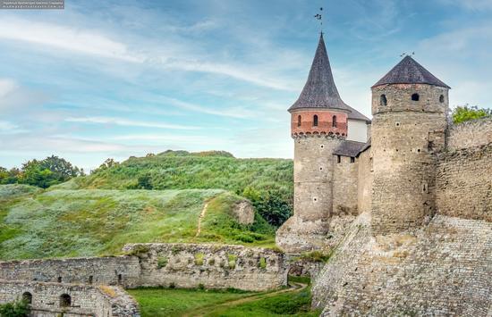 Kamianets-Podilskyi Castle, Ukraine, photo 11