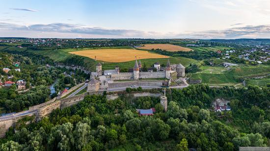 Kamianets-Podilskyi Castle, Ukraine, photo 2