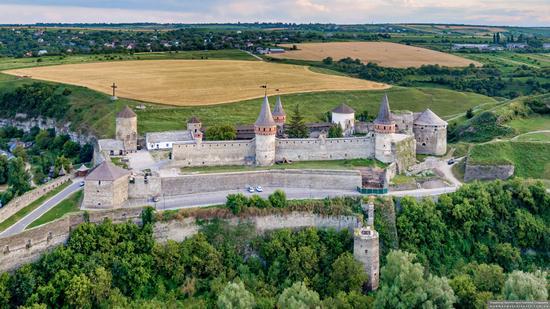 Kamianets-Podilskyi Castle, Ukraine, photo 3