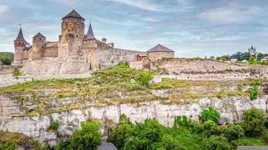 Kamianets-Podilskyi Castle, Ukraine, photo 5