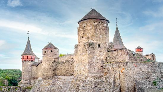 Kamianets-Podilskyi Castle, Ukraine, photo 6