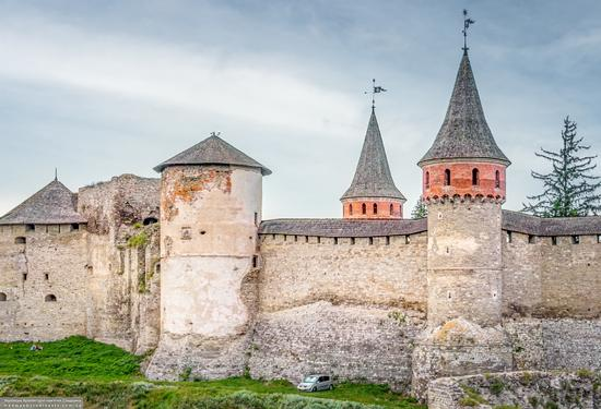 Kamianets-Podilskyi Castle, Ukraine, photo 8