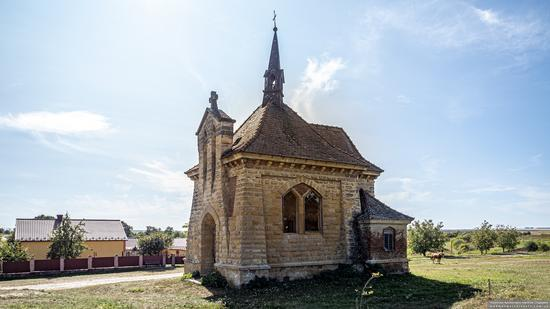 Roman Catholic Church-Chapel in Antoniv, Ternopil Oblast, Ukraine, photo 5