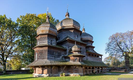 St. George's Church in Drohobych, Lviv Oblast, Ukraine, photo 3