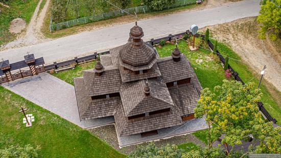 Church of the Assumption of the Virgin in Hvizd, Ivano-Frankivsk Oblast, Ukraine, photo 13