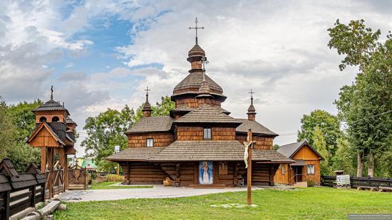 Church of the Assumption of the Virgin in Hvizd, Ivano-Frankivsk Oblast, Ukraine, photo 8