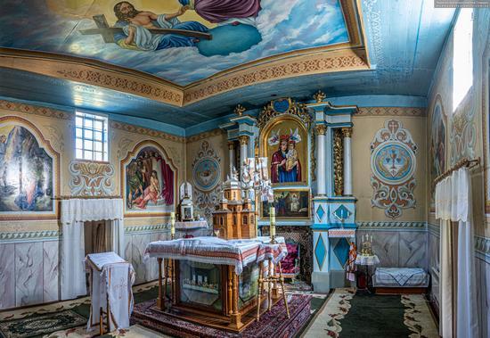 Church in Horishnje Zaluchchya, Ivano-Frankivsk Oblast, Ukraine, photo 7