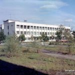 Pripyat before the Chernobyl disaster