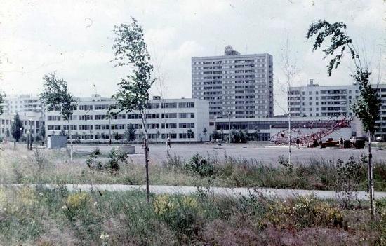 Pripyat before the Chernobyl disaster, Ukraine, photo 10