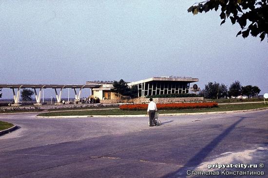 Pripyat before the Chernobyl disaster, Ukraine, photo 12