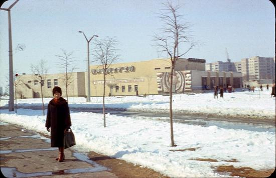 Pripyat before the Chernobyl disaster, Ukraine, photo 13