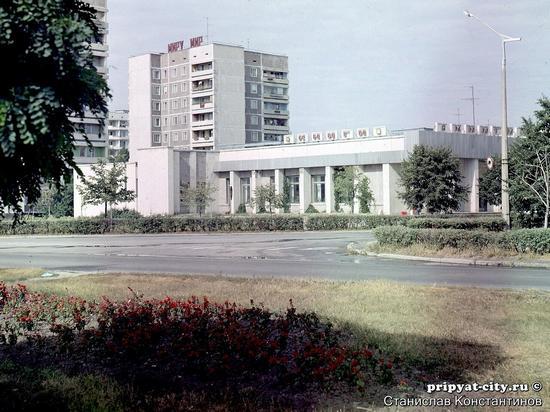 Pripyat before the Chernobyl disaster, Ukraine, photo 14