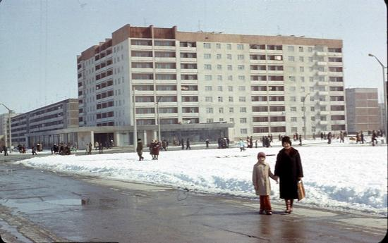 Pripyat before the Chernobyl disaster, Ukraine, photo 15