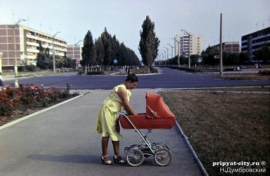 Pripyat before the Chernobyl disaster, Ukraine, photo 17
