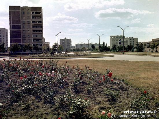 Pripyat before the Chernobyl disaster, Ukraine, photo 19