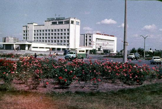 Pripyat before the Chernobyl disaster, Ukraine, photo 20