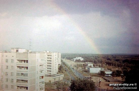 Pripyat before the Chernobyl disaster, Ukraine, photo 21