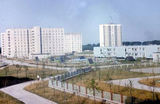 Pripyat before the Chernobyl disaster, Ukraine, photo 9