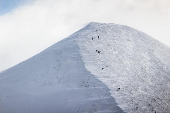 Climbing Hoverla - the highest mountain in Ukraine, photo 1