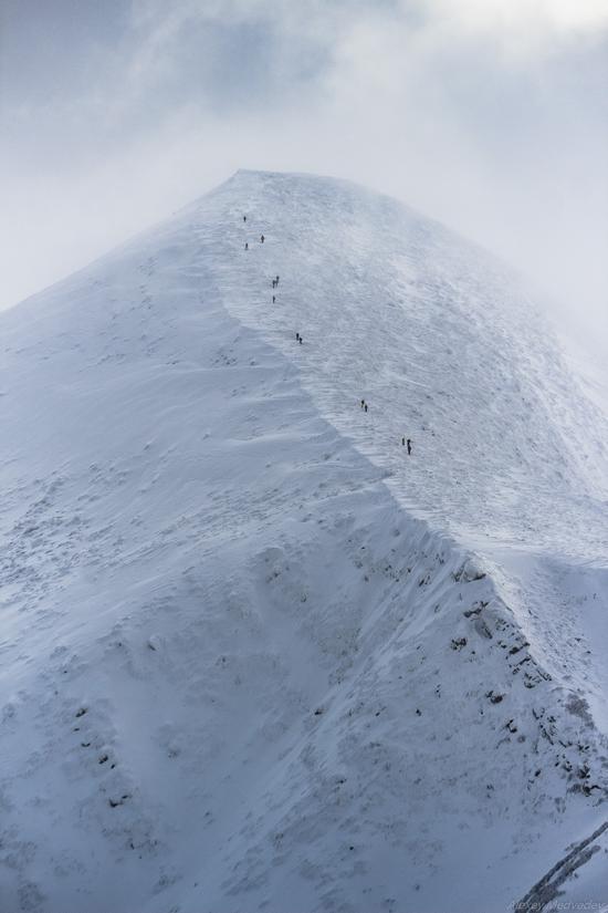 Climbing Hoverla - the highest mountain in Ukraine, photo 2