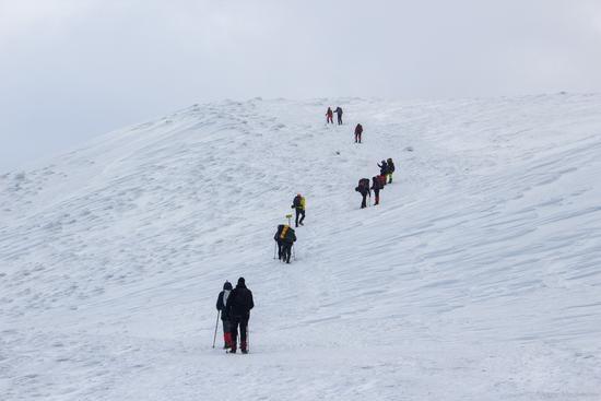 Climbing Hoverla - the highest mountain in Ukraine, photo 6