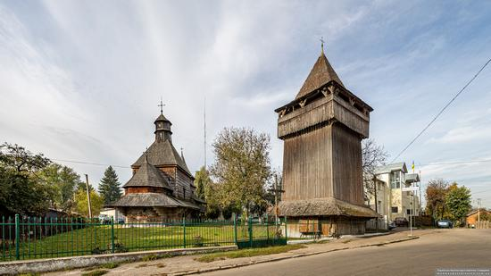 Church of the Exaltation of the Holy Cross in Drohobych, Ukraine, photo 1