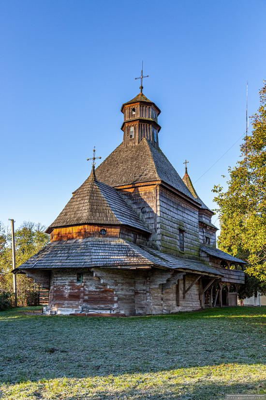 Church of the Exaltation of the Holy Cross in Drohobych, Ukraine, photo 10