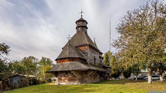 Church of the Exaltation of the Holy Cross in Drohobych, Ukraine, photo 2